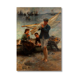 Генри Скотт Тук - Возвращение с рыбалки
