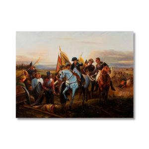 Орас Верне - Битва при Фридланде