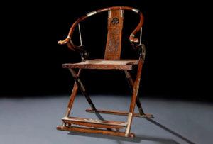 Китайский стул XVII века был продан с аукциона за 8.500.000 долларов