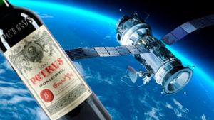 Вино, побывавшее в космосе выставлено на продажу за 1.000.000$