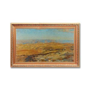 Джон Сингер Сарджент – Картина Горы Моава