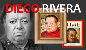 Автопортрет Диего Ривера